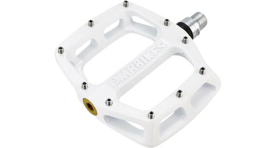 DMR V12 BMX pedaler Magnesium hvid